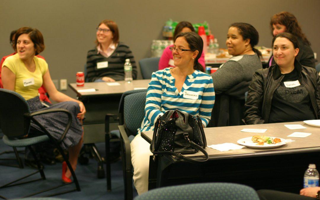 First MeetUp Success: Long Island Women in Tech