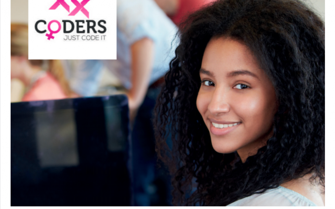 XX Coders Summer Camp is Back!