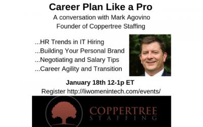 Recap: Career Plan Like a Pro