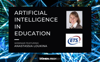 Recap: Artificial Intelligence and Education