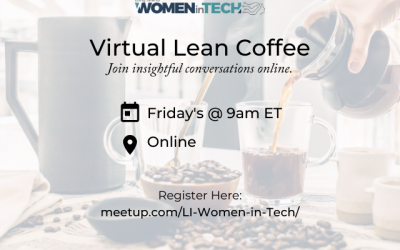 Lean Coffee Has Gone Virtual