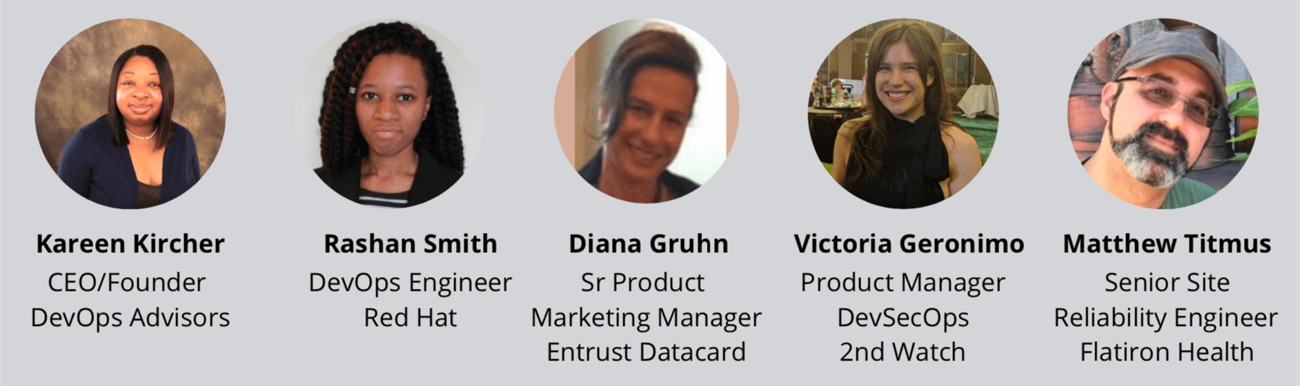 Demystifying DevOps: Panelists